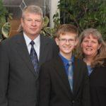 Jim, Benjamin & Susan Morgan