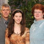 Donald, Vivian & LeAnne Waite